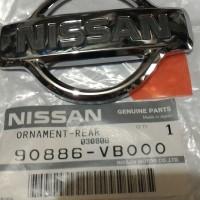 Emblem Bagasi / Back door Nissan Patrol / SAFARI 90886-VB000