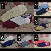 harga sepatu wakai slip on / flat shoes cewek promo / olahraga senam lari Tokopedia.com
