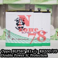 harga Baterai Oppo R1x R1c R8200 R8205 Blp587 Double Power Ic Protection Tokopedia.com