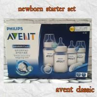 Phillips Avent Classic + Newborn Starter Set