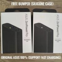 harga (sale !!!) Powerbank Asus Zenpower Pro 10050mah+bumper(silicone Case) Tokopedia.com