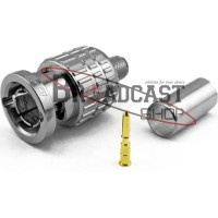 Ace-112 Connector BNC Canare BCP-B4F 75 Ohm RG59