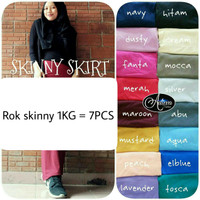 Jual rok skinny (skinny skirt) Murah