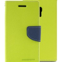 Samsung S4 Mini Cover Case GREEN Goospery Fancy Diary