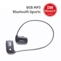 PROMO Sony Walkman BLUETOOTH MP3 WS615 8GB Hitam Wireless Earphone