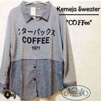 Coffe sweter