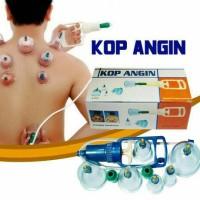Alat Pengobatan/Peralatan Terapi Kop Angin Bekam