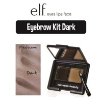 ELF E.L.F Studio Eyebrow Kit - Dark