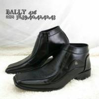 sepatu Kerja merk BALLY Pantofel Kantor#q