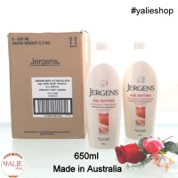 Jergens Age Defying 650ml (Made in Australia) (ASLI IMPORT)