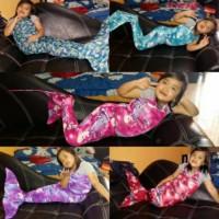 Mermaid putri duyung mainan anak / kostum