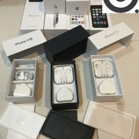 harga Box + Headset + Charger iphone 4S/5/5S ORI Tokopedia.com