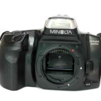 Body Kamera Film Minolta Dynax 300si Macet