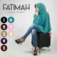 Jual Jilbab Instan kerudung Hijab Bergo Lengan Fatimah Murah