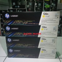 Toner HP Laserjet 126A [CE312A] YELLOW Original