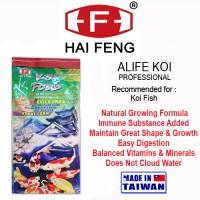 HAI FENG KOI FOOD QUICK GROW 5KG PAKAN KOI MAKANAN IKAN KOI FISH FOOD