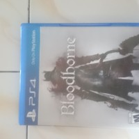 Kaset Game BD PS 4 Blood Borne Mulus Murah Reg ALL