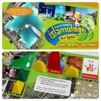 Jual Islamologi Kid Land Permainan Edukatif Anak Muslim Mirip Monopoli Murah