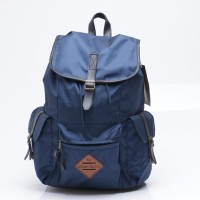 Tas Backpack Pria Biru Navy Urban Factor