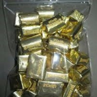 Coklat Delfi Treasure Almond