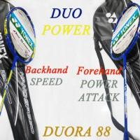 [BEST SELLER] DUORA 88 Extended Dinamic DUO Raket Yonex Murah Grosir