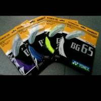 BG65 SMASH TAJAM Senar Raket Badminton SoftFeeling