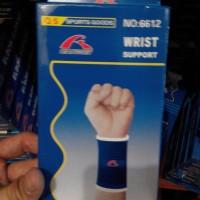 Wrist Support Merek QiangSen 6612, Pelindung Pergelangan tangan