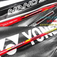 [TERBARU 2016] VOLTRIC Z FORCE II LCW RED Extended Edition Grosir