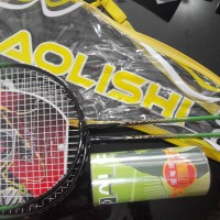 Raket Badminton Bulutangkis Xite 0603 Set Lengkap