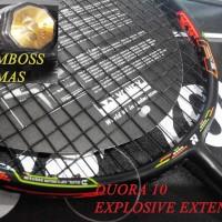 [Terbaru 2016] Yonex DUORA 10 Explosive Extended EMAS EMBOSS TERMURAH