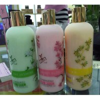Lotion Skin kiss 300ML natural plant with body milk