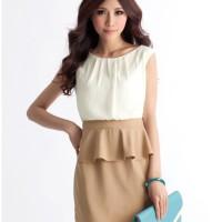 Dress Wanita DIC60471#