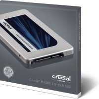 Crucial MX300 750GB - CT525MX300SSD1