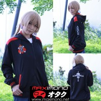 Jaket Portgas D Ace - One Piece - Shirohige