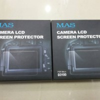 KAMERA LCD SCREEN PROTECTOR MAS FOR CANON 7D DAN FOR NIKON D3100