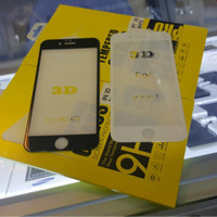 tempered glass 3D for iphone 6 /6s/7/7plus
