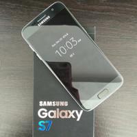 Samsung S7 Flat Black 32gb