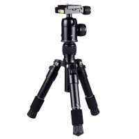 Kamay M1 Desktop Mini Tripod Black - Bonus Holder Hp