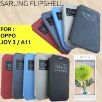 SARUNG FLIPSHELL OPPO JOY 3 / A11