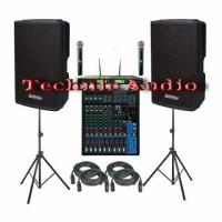 harga Paket Sound Systsem Audoor/indoor Speaker Goethevoice Dan Yamaha 12ch Tokopedia.com