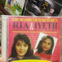 CD RIA ANGELINA DAN IYETH BUSTAMI - POP MELAYU