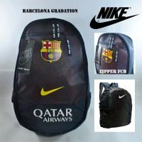 harga Tas Ransel Nike Barcelona Gradasi Free Rain Cover Tokopedia.com