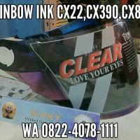 harga kaca helm ink cx22, cx800, cx390, cx 22 Tokopedia.com