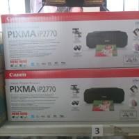 Printer Canon Ip 2770 +Infus+Free Tinta Black 100ml