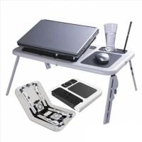Meja Laptop Portable dengan Kipas Pendingin