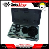Holesaw Kit Hole Saw Kit Mata Bor Pelubang Kayu Set 13pc Hidroponik