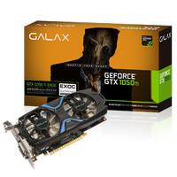 GALAX GeForce GTX 1050 Ti EXOC (Dual Fan) - 128bit (READY STOCK)