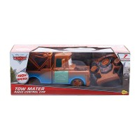 Disney Cars Remote Control Mater Tow Truck Mainan Anak