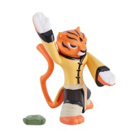 Kung Fu Panda 3 Collectible Figurine Single Pack Tiger Action Figures