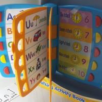 Winfun Talking Activity Book/ Mainan Edukatif Anak